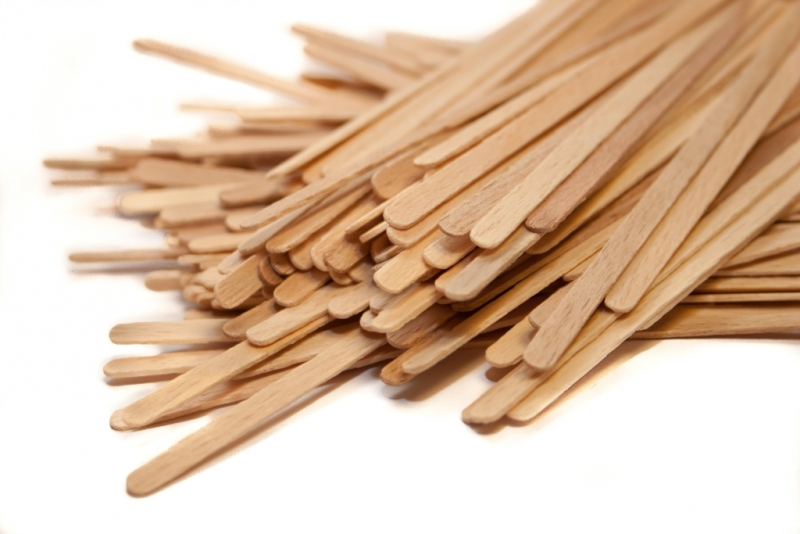 Мешалка деревянная (1000 шт.)