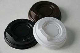 Крышка d80 мм пластиковая (100 шт) для 250 и 330 мл