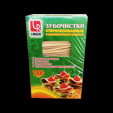 Зубочистки (1000 шт.)