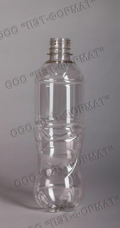 Бутылка ПЭТ 0.5 л. ПЭТ тара в Севастополе