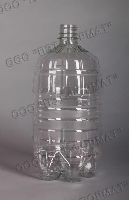 Бутылка ПЭТ 1 л. бочонок. ПЭТ тара в Севастополе